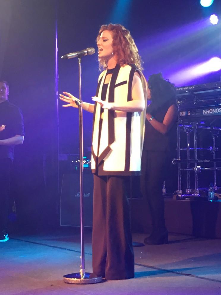 Jess Glynne hat eine Soulstimme. Das bewies sie bei ihrem Konzert in Berlin.